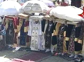 Timkat (Epiphany) in Ethiopia