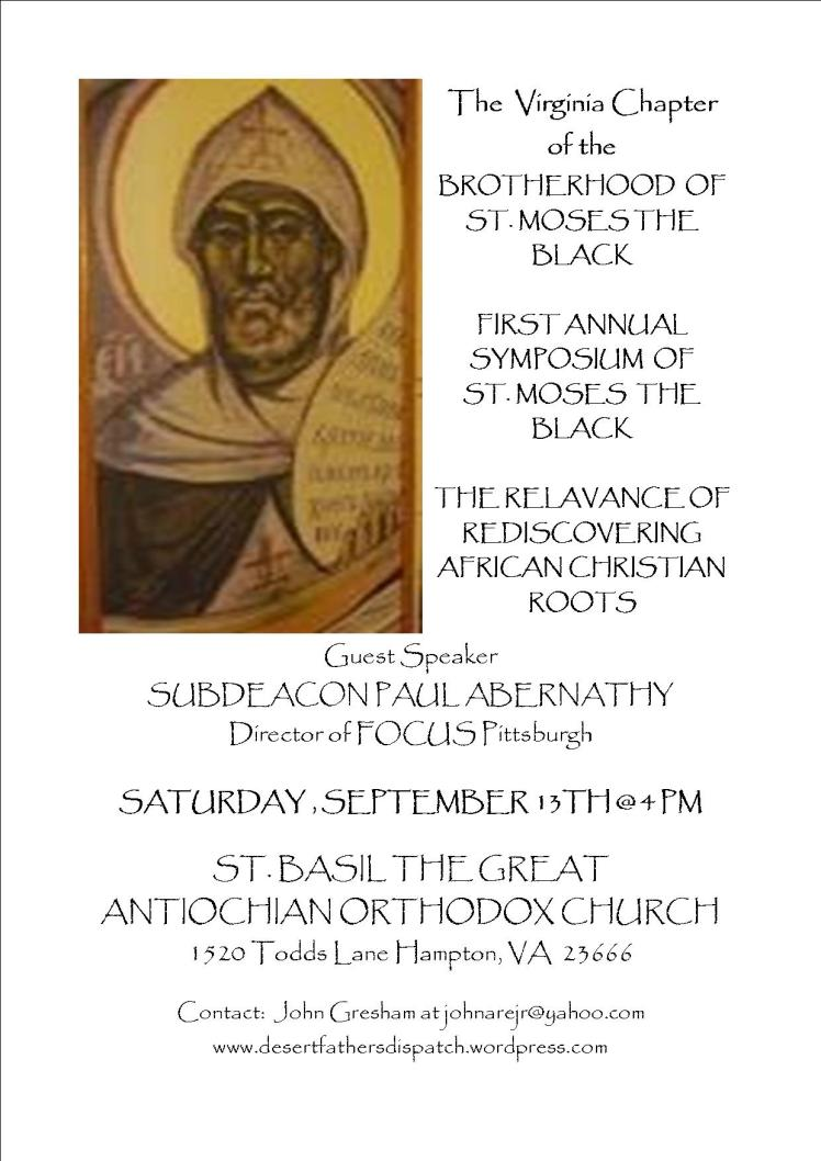 st moses symposium flyer