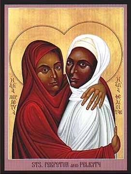 Saint Perpetua and Saint Felicity