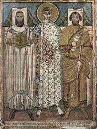Nubian and Greek clergy